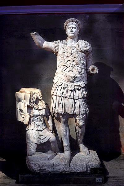 Antalya Archaeological Museum: Emperor Trajan