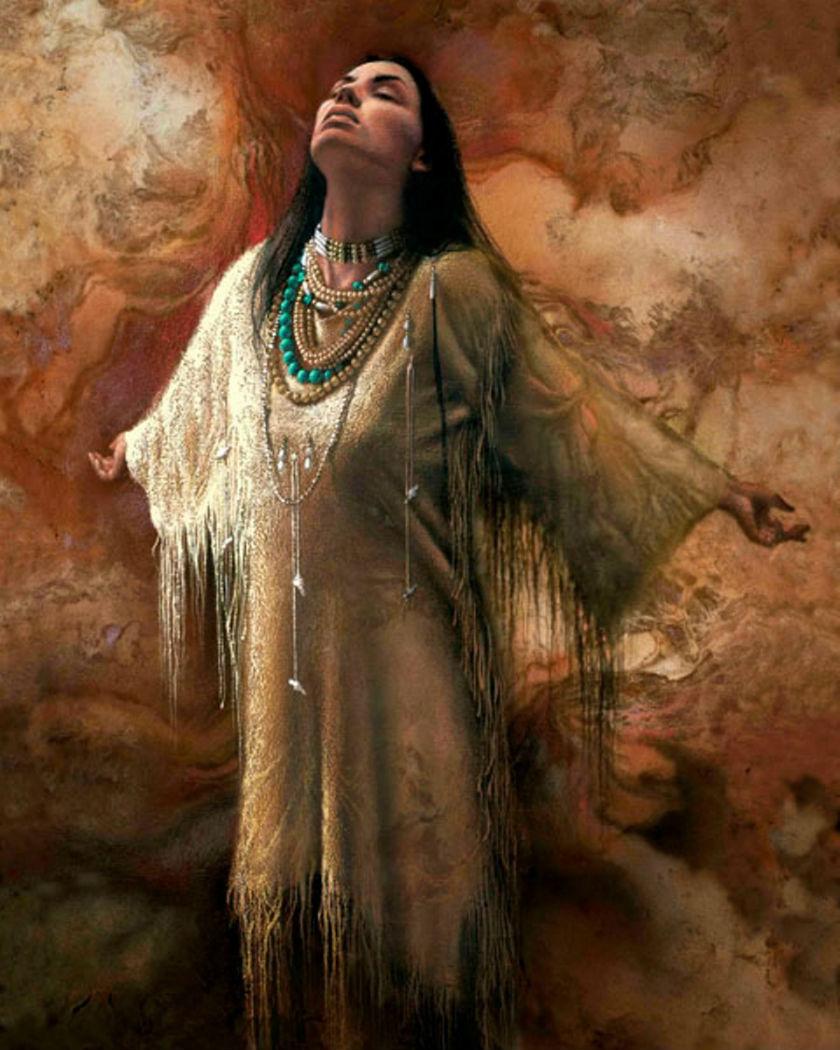 Fotógrafo capta increíbles imágenes de una tribu perdida