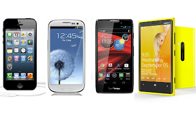 Smartphones- Best Tech Gifts