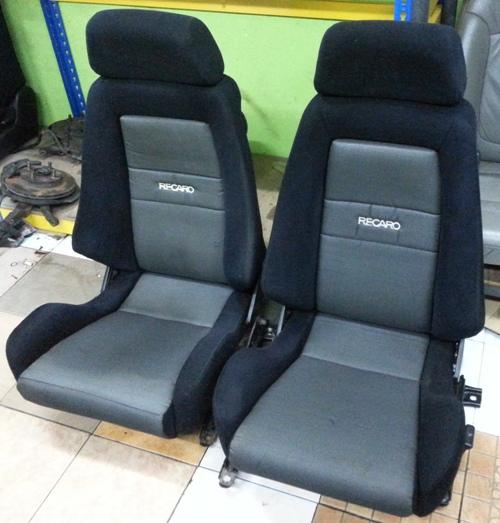 Dingz garage seat recaro satria gti aus spec for Garage seat argenteuil 95