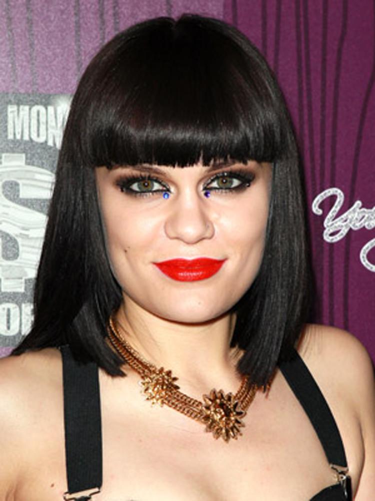 Popular Celebrity Bang Hairstyles 2