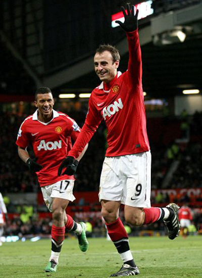 Dimitar Berbatov set to sell