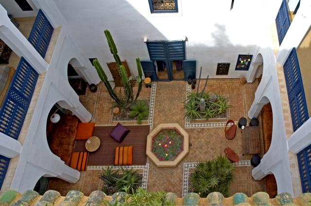 Moroccan Interior Design March 2012