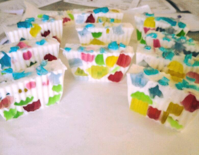 Boutique Stain Glass Soap