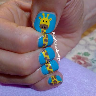 Nail Art By Kathleenemilyy July 2015