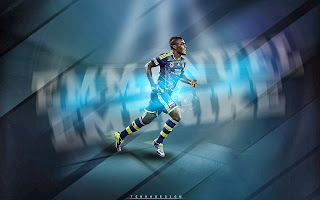 Emmanuel Emenike Super FBWallpapers