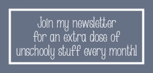 Join My Newsletter!
