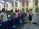 Congresso Mulheres Congregacionais em Poços de Caldas 2012