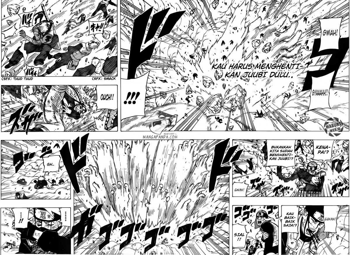 Komik manga 04 shounen manga naruto