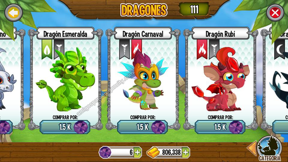 Apareamiento De Dragones Especiales De Dragon City Para Iphone Y Ipad