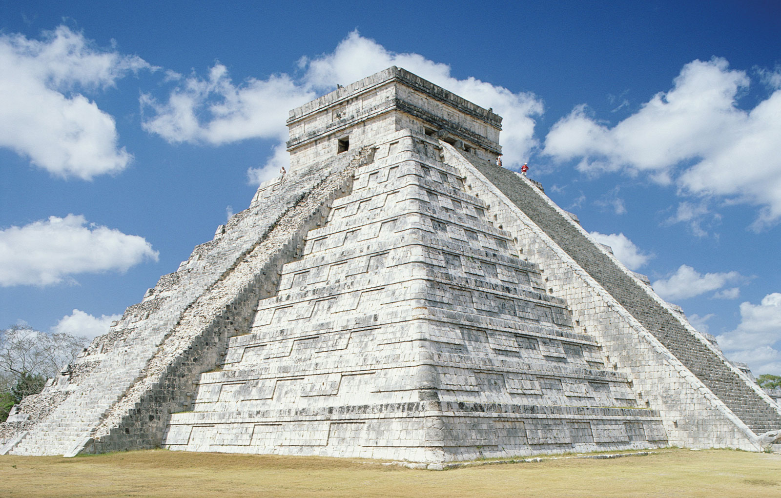 pyramid of kukulkn chichen itza mexico wallpapers - Wallpaper pyramid of kukulkn chichen itza mexico