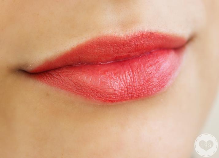 Christmas Challenge: 30 Lipsticks in 30 Days #20 Inika Creme Colour Rosehip