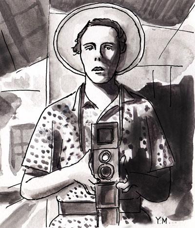 Vivian Maier by Yukié Matsushita
