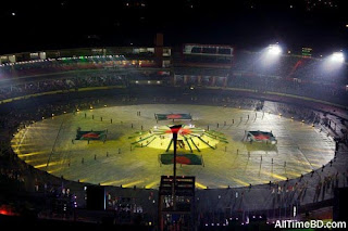 ICC World Cup 2011 Opening Ceremony Exclusive Photos