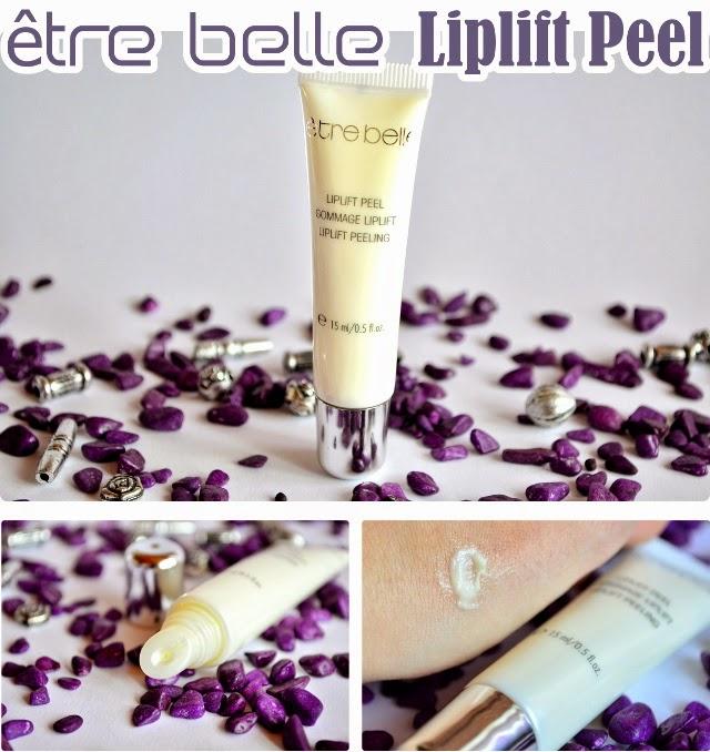 Glossybox Inside Edition März - être belle Lippenpeeling