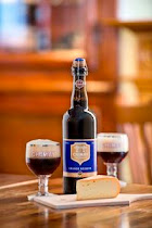 Check out how Chimay and their awesome cheese pair!
