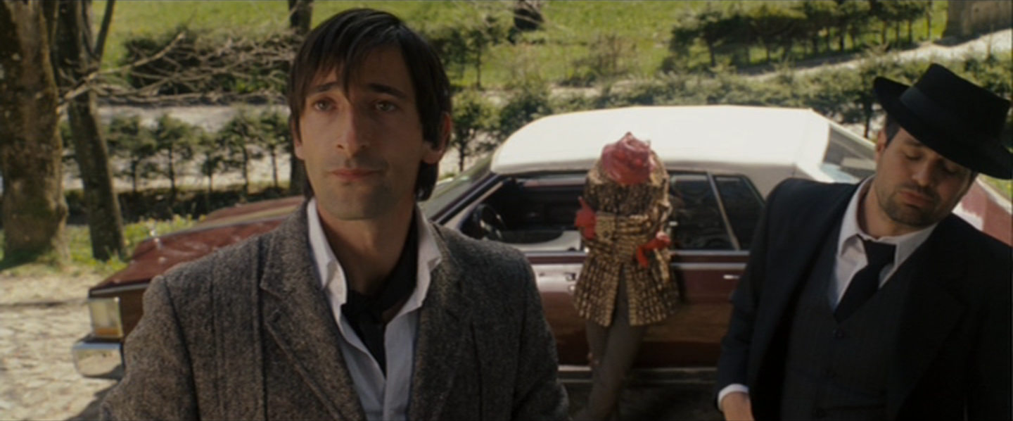 NickGBrown On Films: J... Adrien Brody Brothers