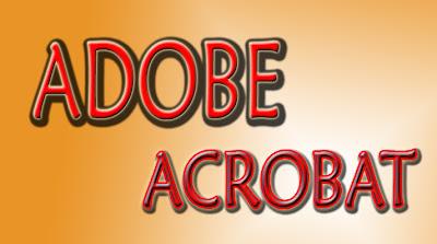 Menggunakan Adobe Acrobat pada Web