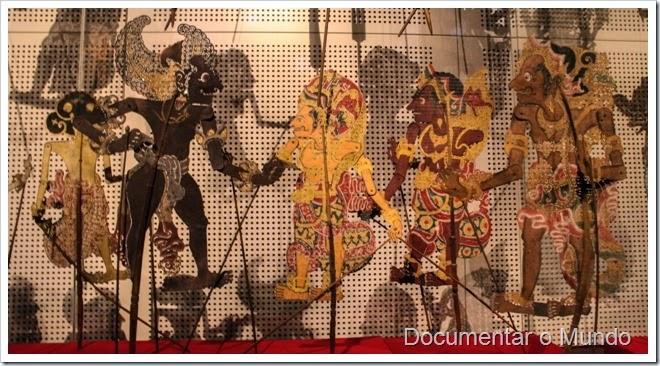 Teatro Wayang Kulit de Bali; Museu Nacional de Etnologia; Lisboa