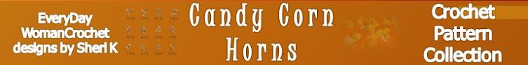 Candy Corn Horns