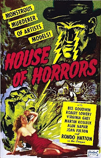 House of Horrors - low-budget horror film (1946)