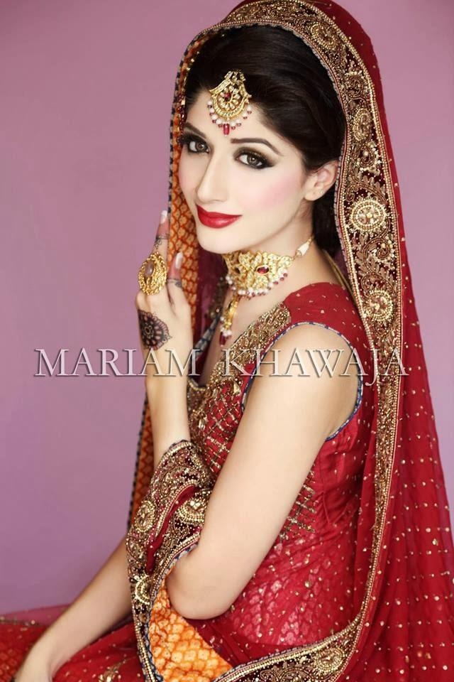 Mawra hocane New Bridal Shoot images
