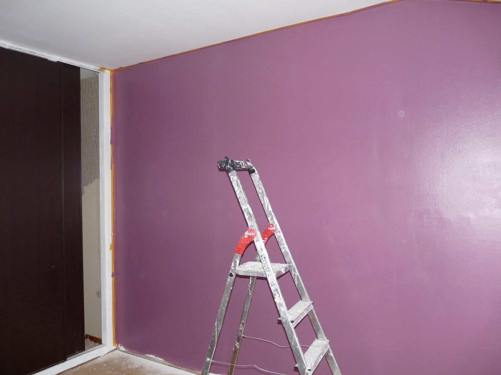 Couleur peinture chambre parentale inspiration pour for Couleur tendance pour chambre parentale