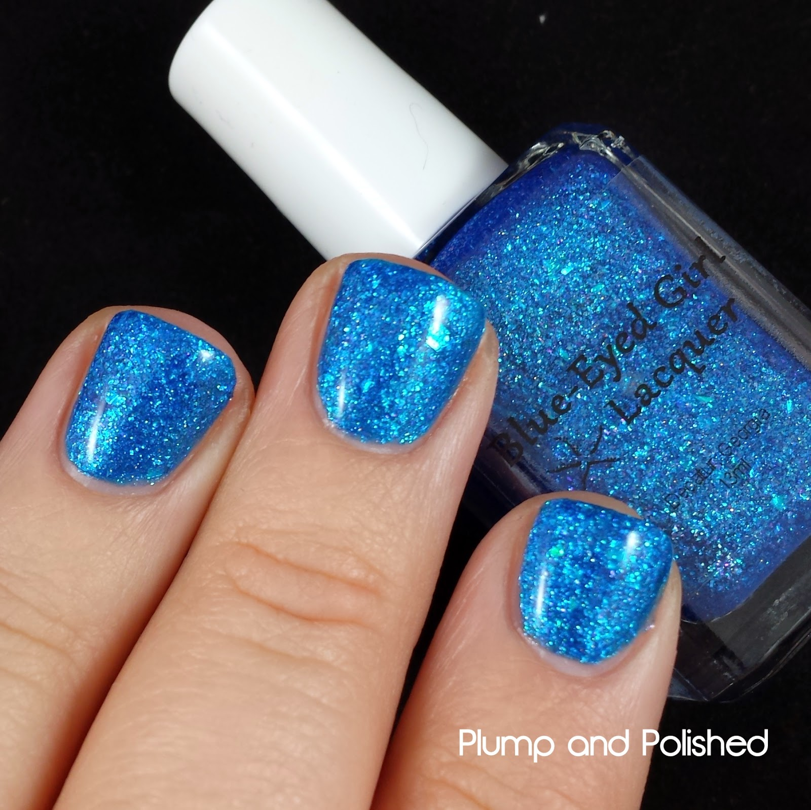 Blue-Eyed Girl Lacquer - Siren Scales
