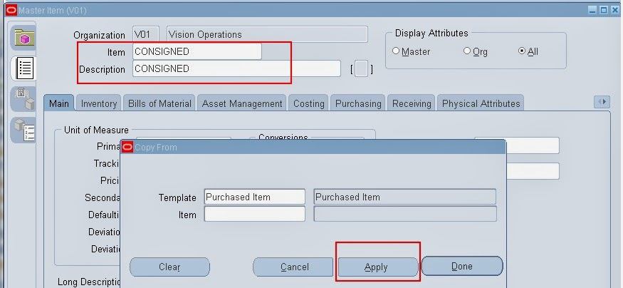 Consigned Inventory Flow In R12 Simplifying Oracle E Business Suite