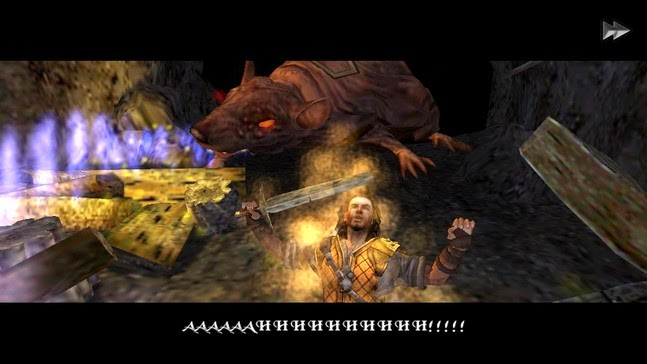 The Bard's Tale android apk - Screenshoot
