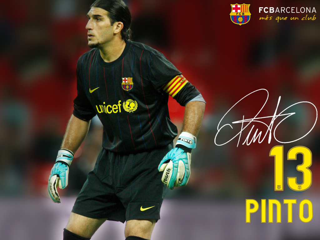 Jos Pinto Wallpaper - Fc Barcelona Wallpapers picture wallpaper image