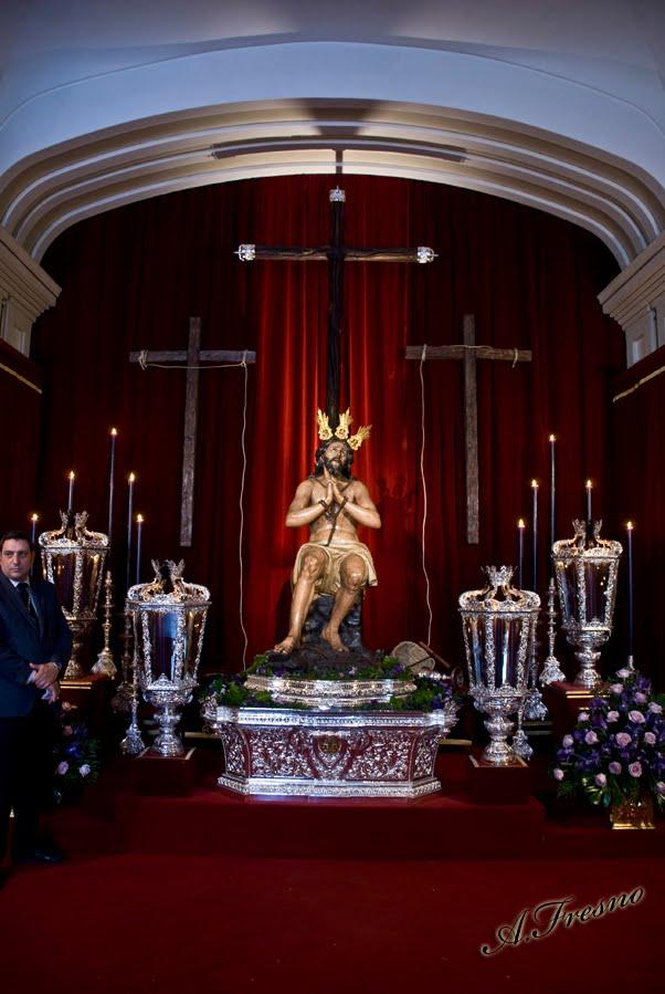Cultos a Nuestro Padre Jesús de las Penas. PenasdeTriana1