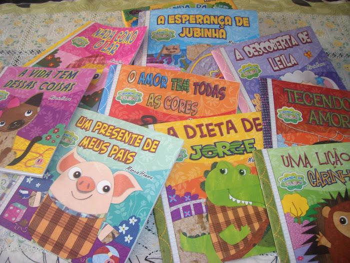Mais novidades: Literatura Infantil