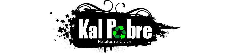 Kal Pobre Plataforma Cívica