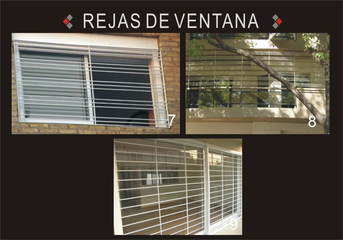 Herreria rodriguez fabricante de puertas y ventanas de - Rejas para puertas ...
