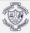 College of Engineering Pune Logo