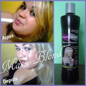 Mask Blond Em Primeiro Lugar!!
