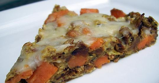 Cooking Creation: Maple Sweet Potato and Caramelized Onion Frittata