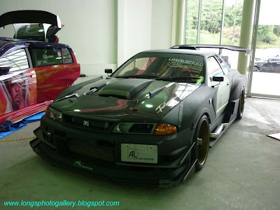 Extreme Widebody Skyline R32