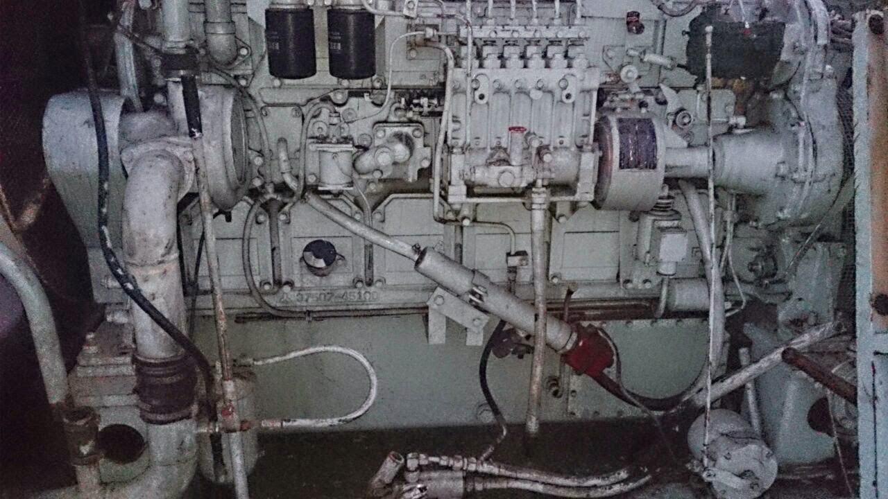 S6R marine engines, Mitsubishi S6R Generator, Mitsubishi S6R spare Parts