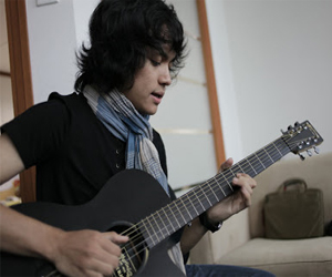 Chord Gitar Calvin Jeremy - Dua Cinta