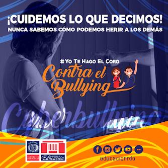 CAMPAÑA CONTRA EL BULLYING