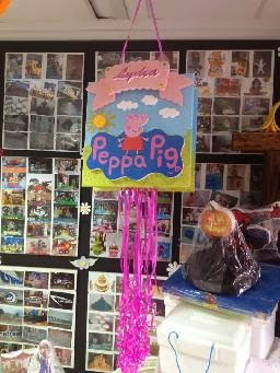 Piñatas Peppa, parte 2