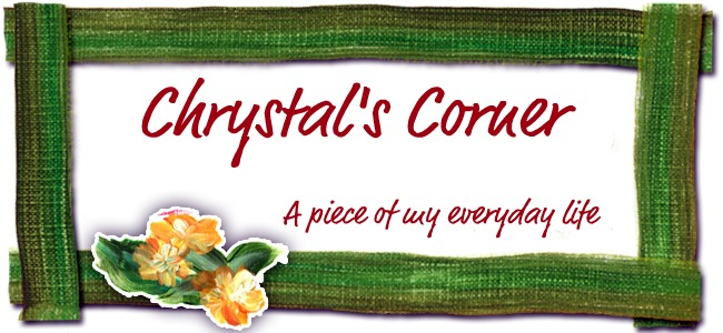 Chrystal&#39;s Corner