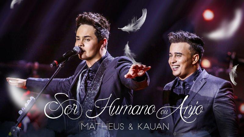 Matheus e Kauan - Ser Humano ou Anjo (Part. Orquestra Villa-Lobos)