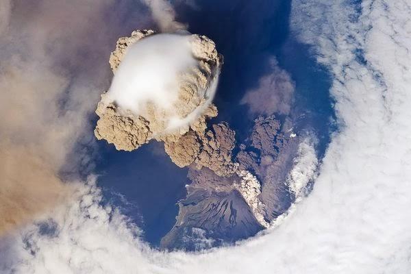 Volcano+Bubble
