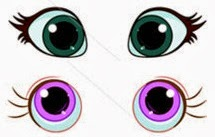 Pintura de Olhos
