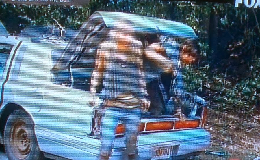 Daryl Dixon, Norman Reedus, Beth Greene, Emily Kinney, The Walking Dead Season, Daryl Dixon crying, Still, Walking Dead Still