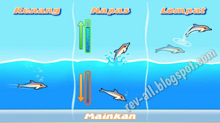 cara berimain game dolphin screenshot by rev-all.blogspot.com