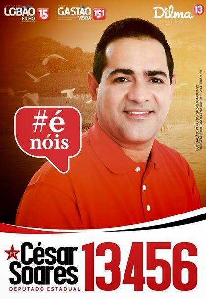César Soares 13456